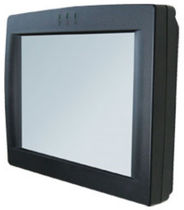 fanless touch screen industrial panel PC 8.4&quot;, Intel ATOM 1.6GHz | X-PPC 708 EBN Technology Corp.