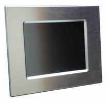 "fanless touch screen industrial panel PC 19"", Intel Atom D2700, 2.13 GHz, max. 4 GB 