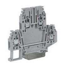 feed-through terminal block (double level) 400 - 630 V, 20 - 32 A | DBC - DAS series  Cabur