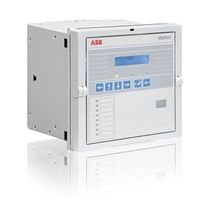 feeder protection relay REF610 IEC ABB Oy Distribution Automation
