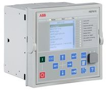 feeder protection relay REF615 IEC/ANSI ABB Oy Distribution Automation