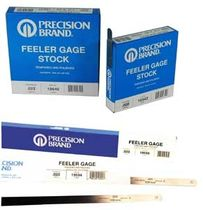feeler gauge  Precision Brand Products