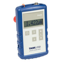 fiber optic power meter 400 - 1700 nm | PM20 Series Thorlabs