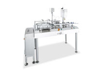 filler and capping machine for cosmetic liquids and creams 3 - 250 ml | FA 10 Gustav Obermeyer Spemaba GmbH &amp; Co. KG