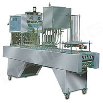 filler for liquids and sealer for pre-formed packaging 1 800 - 16 000 p/h | BG4-16 Dajiang Machinery Equipment Co.,LTD