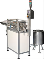 filler for liquids and sealer for pre-formed packaging max. 1 200 p/h | Mi.Ri. Valmatic S.r.l.