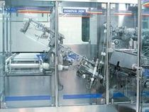filler for liquids and sealer for pre-formed packaging (pharmaceutical products) max. 30 000 p/h | innova 30K TM