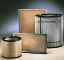 filter cartridge for air/gas  American Fabric Filter Co.