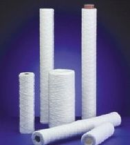 filter cartridge for chemical and polymer applications 0.5 - 300 µm | Pure-Clear™  Purolator