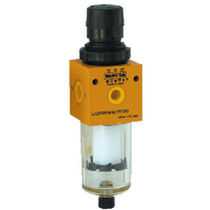 "filter regulator for compressed air 1/8"" - 1/4"", 16 bar 