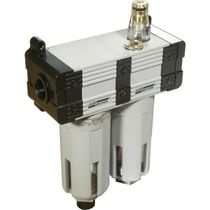 filter, regulator, lubricator for compressed air max. 5 000 Nl/min, max. 15 bar | XO1 series  Airwork pneumatic equipment