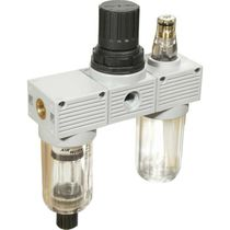 filter, regulator, lubricator for compressed air 280 Nl/min, max. 15bar | XT0 series Airwork pneumatic equipment