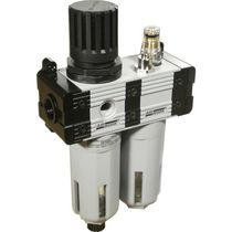 filter, regulator, lubricator for compressed air max. 4 300 Nl/min, max. 15 bar | XS1 series Airwork pneumatic equipment