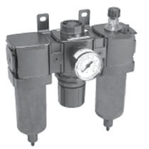 filter, regulator, lubricator for compressed air max. 17 bar, max. 297 m3/h | FRL series FAIRCHILD