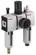 filter, regulator, lubricator for compressed air max. 1000 l/min | AS1 series Bosch Rexroth - Pneumatics