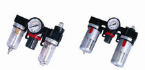 "filter, regulator, lubricator for compressed air max. 1.5 MPa, 1/4"" - 1/2"" 