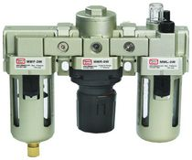 filter, regulator, lubricator for compressed air MMFRL series Clippard