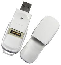 fingerprint USB storage drive 4 - 16 GB, 192 x 4 px | FP268 Wison Techology