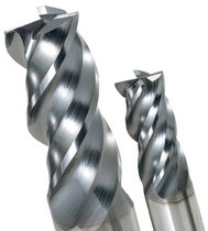 finishing end mill for titanium ø 1 - 25 mm | Smart Miracle series MITSUBISHI MATERIALS