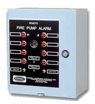 fire alarm control panel LX-908 Hubbell Industrial Controls