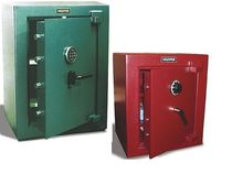 fire and burglar resistant safe  HESPER