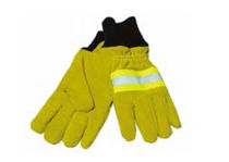 fire fighter gloves FG04201 Fireguard safety equip