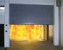 fire-rated roll-up door  Wilcox Door Service Inc