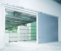 fire-rated sliding door 1 200 x 2 250 - 4 800 x 4 500 mm | C112 S NOVOFERM
