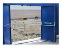 fire-rated swing door  Blok 'N' Mesh UK Limited