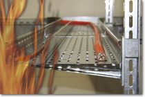 fire resistant cable tray  NIEDAX