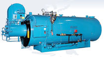 fire tube boiler (scotch marine boiler) 294 - 12 743 kW, 15 - 300 PSIG | 400C series AESYS
