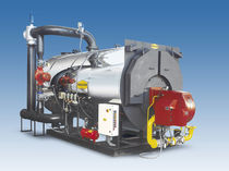fire tube hot water boiler 3 500 - 17 MW | PB HC series MINGAZZINI SRL