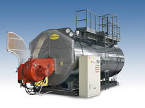 fire tube superheated water boiler 1 400 - 17 MW | PB HS series MINGAZZINI SRL