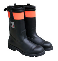 firemen's fire resistant boots API02171  Pii Srl