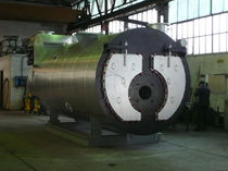 fire tube steam boiler DUPLEX SIAT Italia srl