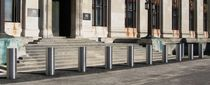 fixed bollard PAS68 | Avon SB970CR Avon Barrier Company