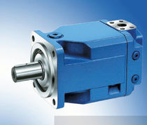 fixed displacement axial piston hydraulic motor 900 l/min, 400 bar | A4FM series Bosch Rexroth - Industrial Hydraulics