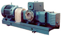 fixed flow 2 screw pump max. 1 000 m³/h | TWINRO series Plenty