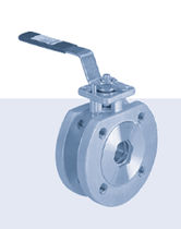 flange ball valve DN 15 - 150, max. 40 bar | TKU001 series BURKERT FLUID CONTROL SYSTEMS