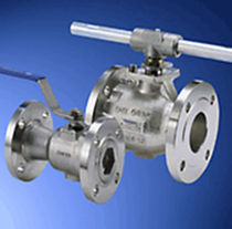 flange ball valve DN 15 - 200, class 300 | 31P/32P series Habonim Industrial Valves &amp; Actuators