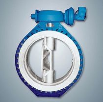 "flange butterfly valve 36"" - 96"", 400 psi 