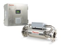 flange mount ultrasonic flow-meter for liquids M-PULSe Thermo Scientific - Process Monitoring and Industr