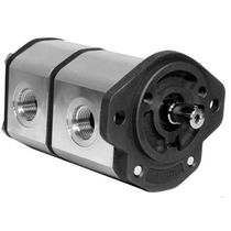 flange mounted gear pump 35.2 cm3/rev, max. 270 bar | ALPC/GHPC Marzocchi Pompe