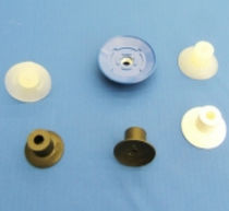 flat suction cup ø 10 - 115 mm, 0.12 - 380 N Albert Fezer Maschinenfabrik