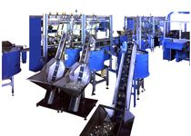 flexible assembly machine max. 45 p/min | VarioCell OKU Automatik