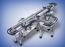 flexible chain conveyor  D&uuml;rr Paint Systems