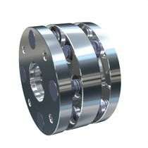 flexible coupling: compensating coupling 66 - 148 500 Nm | IFK INKOMA, ALBERT
