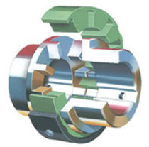 flexible coupling: composite disc coupling Addax® series Rexnord Industries, LLC