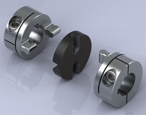 flexible coupling: Oldham coupling max. 0.08 - 55.8 Nm | Type UC, Oldham/Universal OEP Couplings