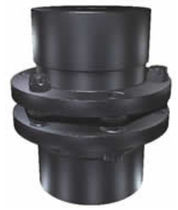 flexible coupling: torsionally rigid coupling max. 68 kW, max. 6 500 Nm | Renoldflex RENOLD